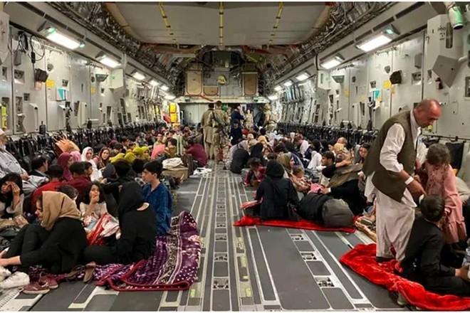 Tổng thống Biden ghi nhận vai trò của Qatar trong 'chiến dịch không vận lớn nhất lịch sử' ảnh 1
