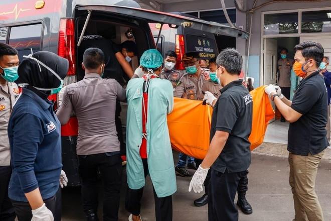 Hỏa hoạn bùng phát trong đêm tại nhà tù Indonesia, 41 người thiệt mạng ảnh 2