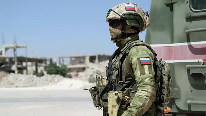 Quân nhân Nga thiệt mạng ở Syria do dính bom ven đường ảnh 1