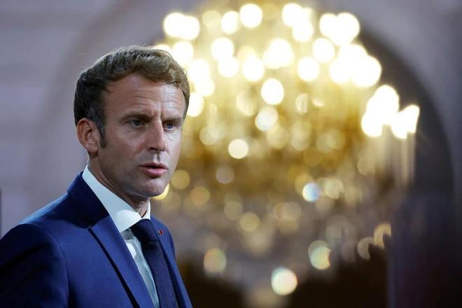 Tổng thống Macron tuyên bố Pháp đã tiêu diệt thủ lĩnh IS ở Sahara ảnh 1
