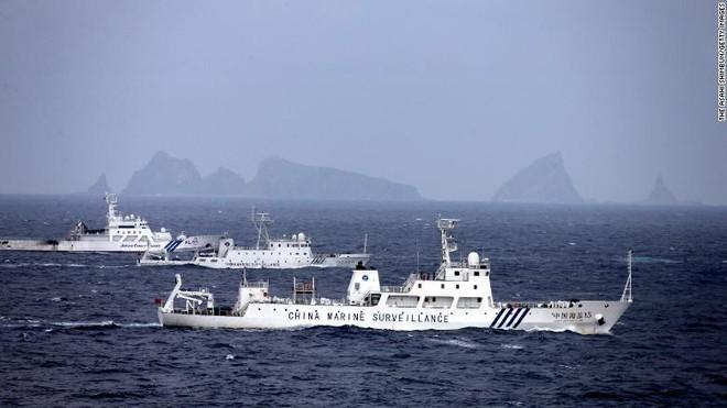 Nhật Bản đặt ra lằn ranh đỏ quanh chuỗi đảo tranh chấp với Trung Quốc ảnh 2