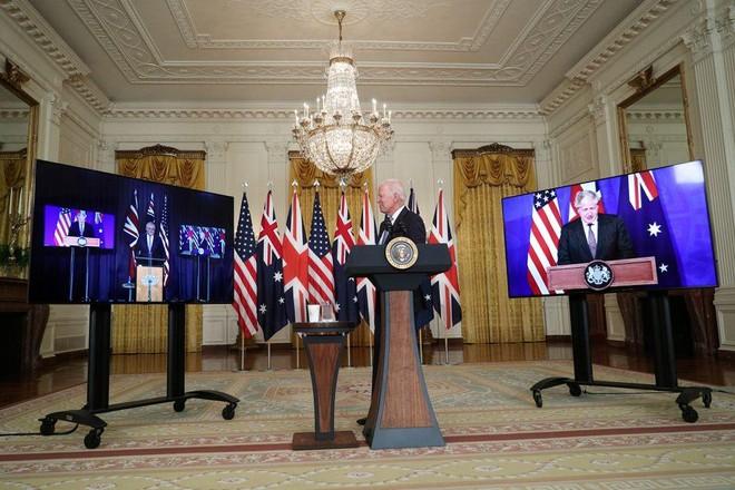 Australia hợp tác với Anh, Mỹ đóng mới 8 tàu ngầm hạt nhân ảnh 1