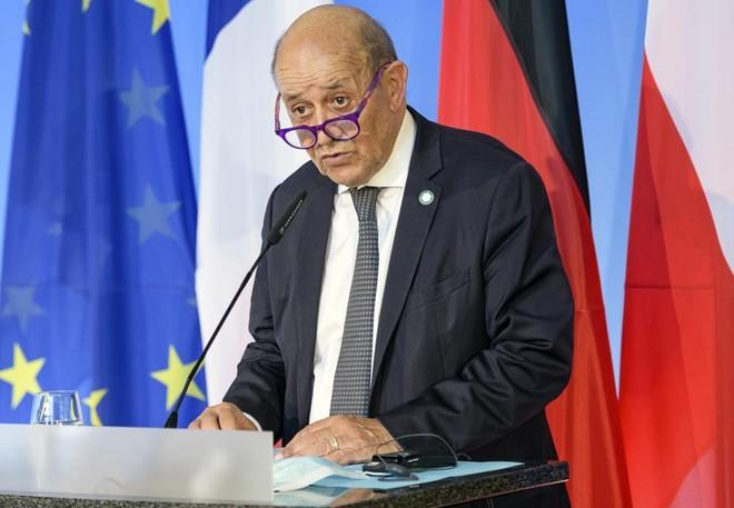 Pháp triệu hồi Đại sứ từ Mỹ, Australia để tham vấn về Liên minh AUKUS ảnh 1