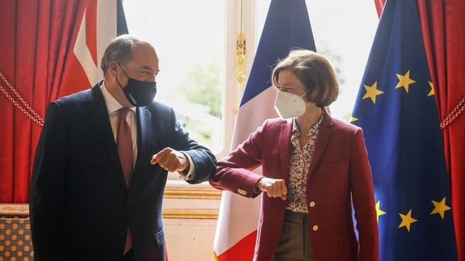 Hội nghị Bộ trưởng Quốc phòng Pháp - Anh bị hủy vào giờ chót ảnh 1