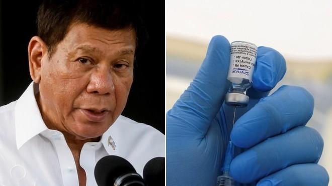 Sáng kiến của Tổng thống Philippines: 'Đột kích tiêm chủng ban đêm' ảnh 1