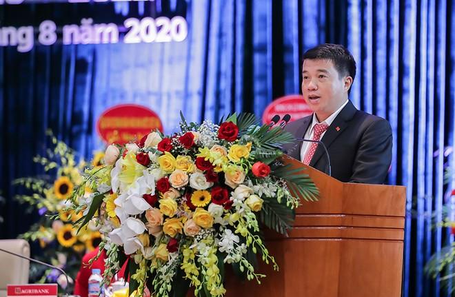 Đồng chí Phạm Đức Ấn tiếp tục được bầu làm Bí thư Đảng ủy Agribank nhiệm kỳ 2020 - 2025 ảnh 1