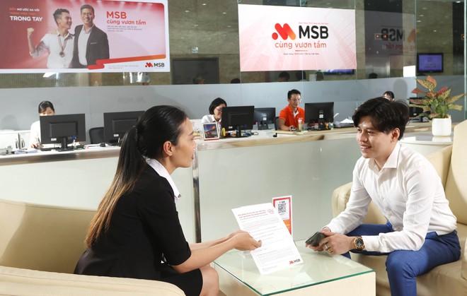 Sau kiểm toán, MSB lãi trước thuế 974 tỷ đồng trong 6 tháng đầu năm ảnh 1