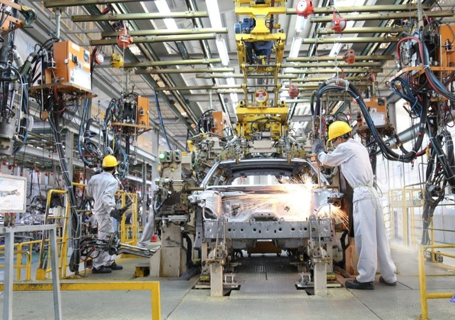 Ô tô sản xuất, lắp ráp trong nước sẽ được gia hạn nộp thuế Tiêu thụ đặc biệt như thế nào? ảnh 1