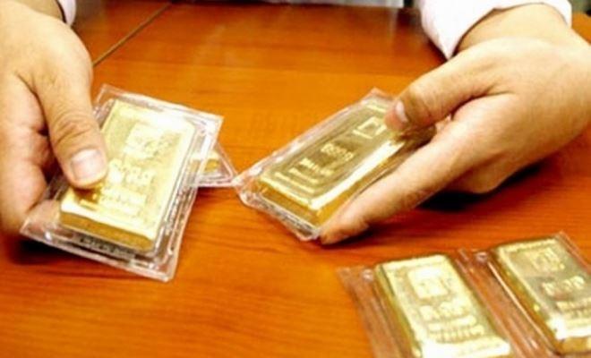 Lạm phát cao, USD giảm tiếp tục hỗ trợ cho giá vàng ảnh 1