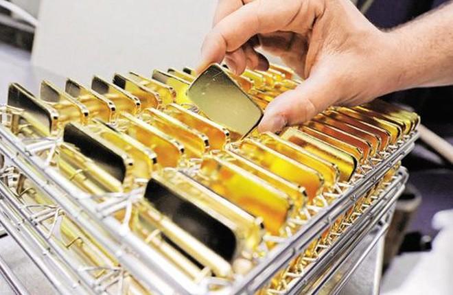 Giá vàng trong nước cao hơn thế giới gần 4 triệu đồng/lượng ảnh 1