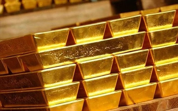 Giá vàng hôm nay: Áp lực đè nặng, giá tiếp tục giảm ảnh 1
