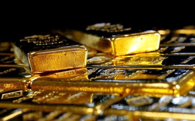 USD giảm giúp giá vàng tăng trở lại ảnh 1