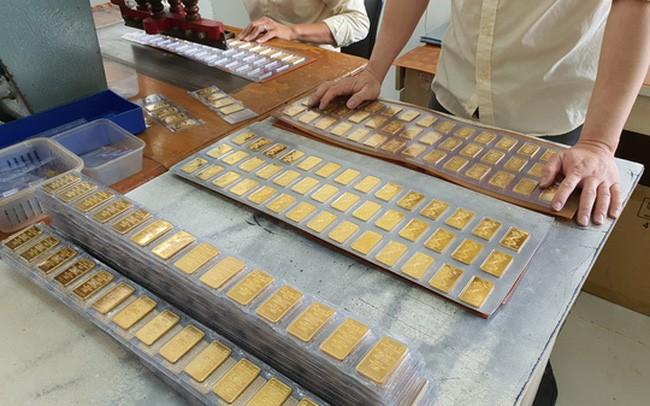 Đà giảm của vàng liệu đã kết thúc? ảnh 1