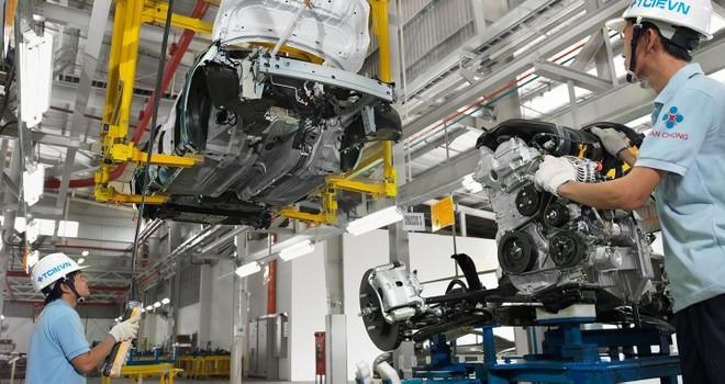 Tiếp tục gia hạn thời hạn nộp thuế tiêu thụ đặc biệt ô tô sản xuất, lắp ráp trong nước đến hết 2021 ảnh 1