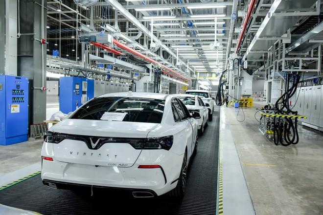 Vinfast có thể được miễn thuế nhập khẩu linh kiện ô tô để thử nghiệm ảnh 1
