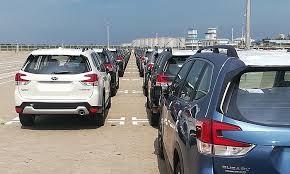 Ô tô nhập khẩu tiếp tục tăng những tháng cuối năm ảnh 1