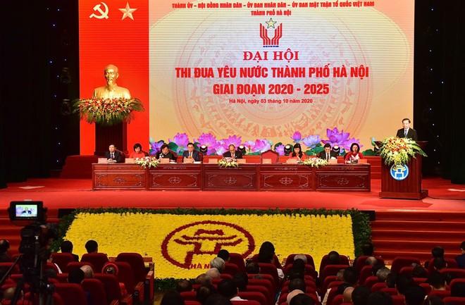 2.300 đại biểu tham dự Đại hội Thi đua yêu nước toàn quốc lần thứ X ảnh 1