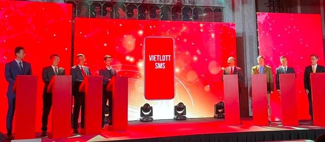 Xổ số Vietlott phát hành vé qua kênh SMS ảnh 1