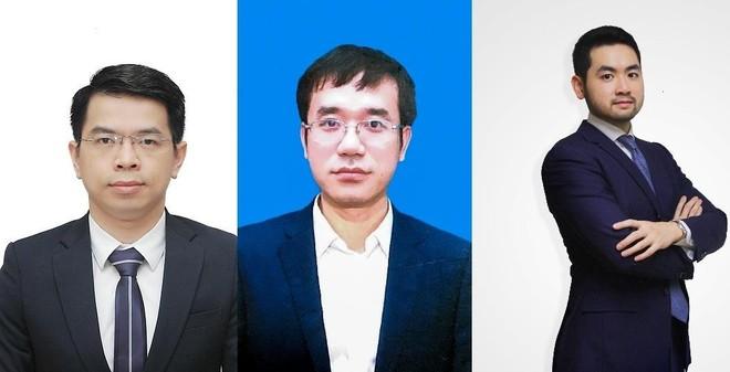Kienlongbank bổ nhiệm ba Phó Tổng Giám đốc mới ảnh 1