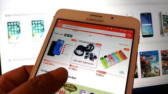Sàn thương mại điện tử sẽ phải khai, nộp thay thuế cho người kinh doanh ảnh 1