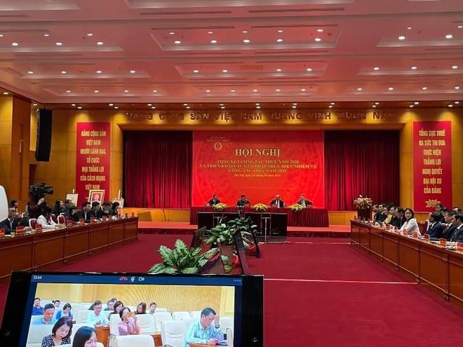 Phó Thủ tướng Thường trực: Ngành Thuế phải quyết không để xảy ra tình trạng nhũng nhiễu ảnh 1