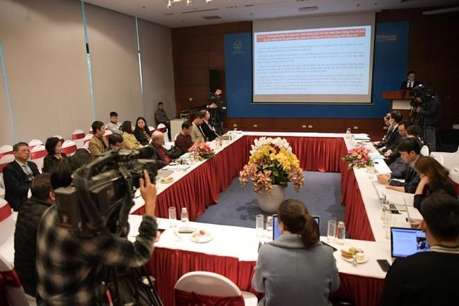Công bố kết quả nghiên cứu đề tài khoa học về bất động sản trong nền kinh tế Việt Nam ảnh 1