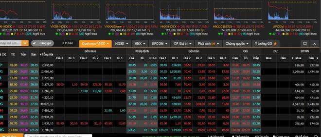Tin xấu về Covid-19, nhà đầu tư bán tháo, chứng khoán lao dốc không phanh ảnh 1