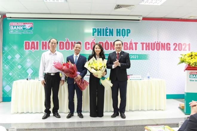 CEO Sunshine và và cựu CEO NCB trở thành thành viên HĐQT Kienlongbank ảnh 1