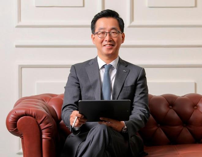 Ngân hàng Shinhan Việt Nam có tân Tổng giám đốc ảnh 1