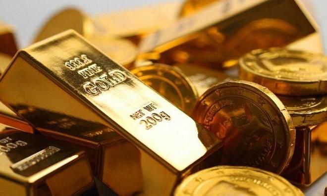Giá vàng giảm phiên đầu tuần ảnh 1