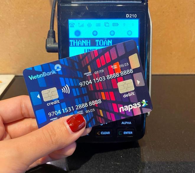 Lần đầu tiên phát hành dòng thẻ chip nội địa 2Card ảnh 2