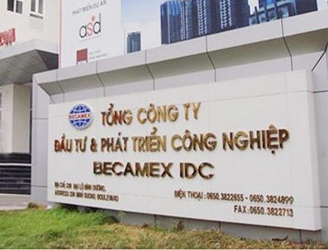 Khai sai thuế, Becamex bị phạt, truy thu 57 tỷ đồng tiền thuế ảnh 1