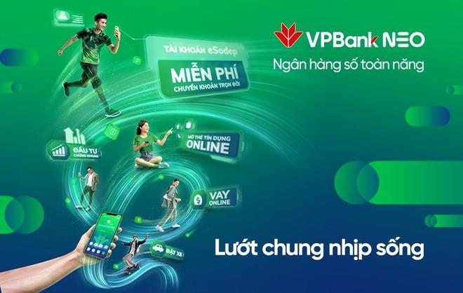 VPBank ra mắt VPBank NEO - nền tảng ngân hàng số toàn năng đầu tiên tại Việt Nam ảnh 1