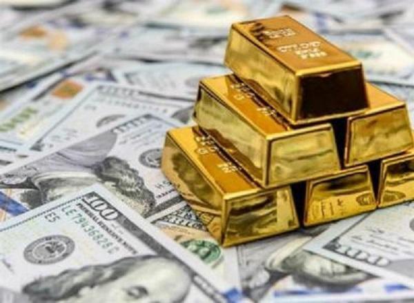 Giá vàng đi lên trong áp lực tứ bề ảnh 1