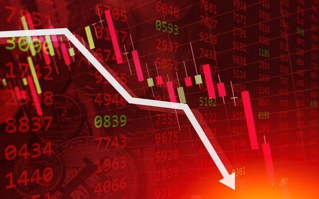 """VN-Index rơi không phanh, """"bão táp"""" tiếp tục vùi dập nhà đầu tư ảnh 1"""