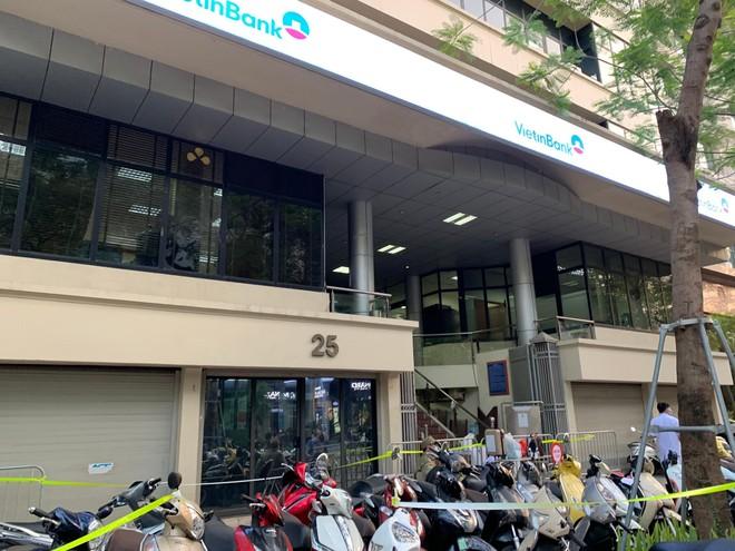 Hoạt động Ngân hàng VietinBank có bị ảnh hưởng sau phát hiện nhân viên nghi nhiễm Covid-19? ảnh 1
