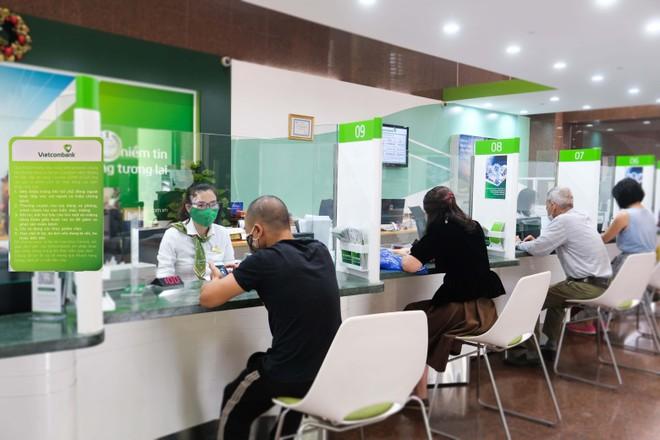 Thủ tướng đồng ý bổ sung 7.657 tỷ vốn Nhà nước cho Vietcombank thông qua phát hành cổ phiếu trả cổ tức ảnh 1