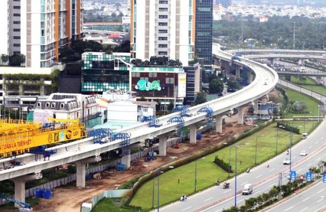 """""""Tắc vốn"""" hai dự án metro của TP.HCM do đâu? ảnh 1"""
