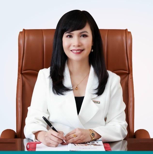 Bà Trần Tuấn Anh từ nhiệm Tổng giám đốc Kienlongbank ảnh 1