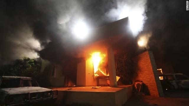 Đại sứ Mỹ tại Libya bị giết hại ảnh 1