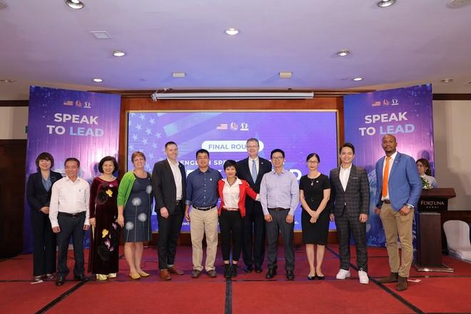 Ai xuất sắc giành ngôi quán quân cuộc thi hùng biện Tiếng Anh Speak to Lead 2020? ảnh 1