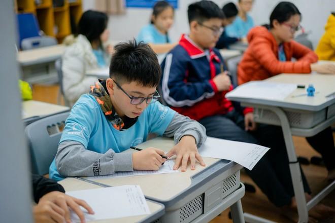 Kì thi Toán học Hoa Kỳ thúc đẩy niềm đam mê toán học cho học sinh THCS ảnh 4