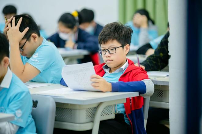 Kì thi Toán học Hoa Kỳ thúc đẩy niềm đam mê toán học cho học sinh THCS ảnh 3
