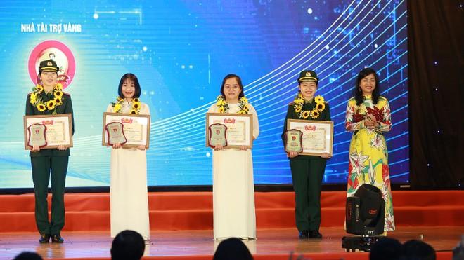 Lễ trao Giải thưởng KHCN Thanh niên Quả Cầu Vàng 2020: Thổi tiếp niềm đam mê sáng tạo ảnh 2