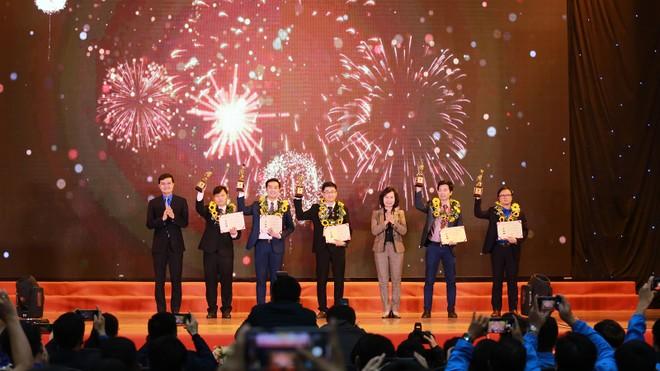 Lễ trao Giải thưởng KHCN Thanh niên Quả Cầu Vàng 2020: Thổi tiếp niềm đam mê sáng tạo ảnh 1