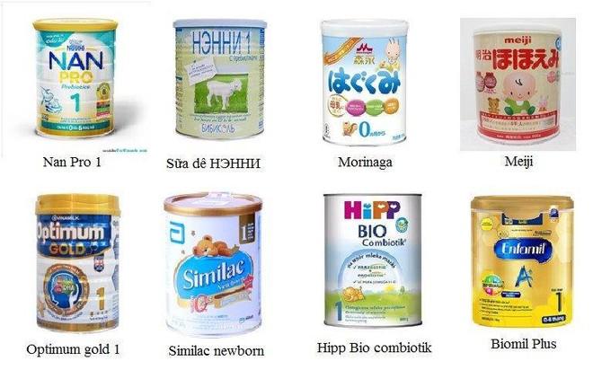 Thực hư câu chuyện sữa bột gây ung thư ảnh 1