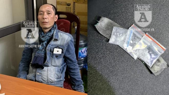 [CLIP] Giấu ma túy 'siêu dị', đối tượng 3 tiền án vẫn không thoát CSCĐ ảnh 2