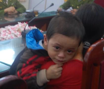 Vừa giải cứu thành công bé trai 5 tuổi bị bắt cóc ảnh 3