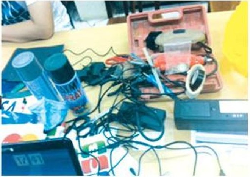 Táo tợn lắp thiết bị đánh cắp thông tin, làm giả thẻ ATM ảnh 2