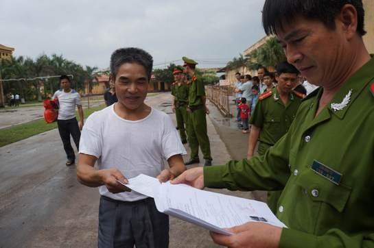 211 phạm nhân tại Hà Nội được giảm án, tha tù ảnh 4